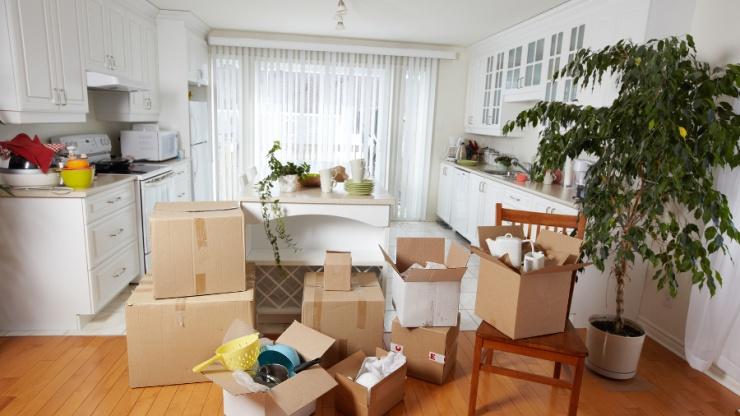 Împachetarea bunurilor fragile